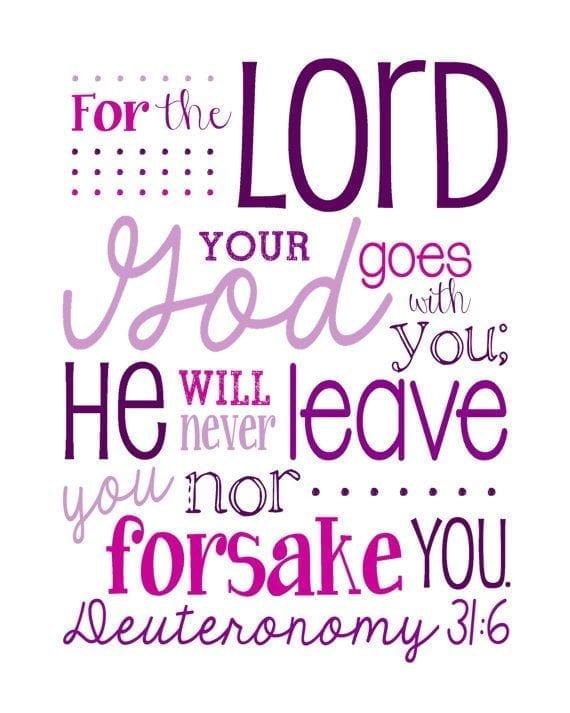 Encouraging Scriptures Bible Verses