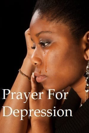 Prayer for Depression