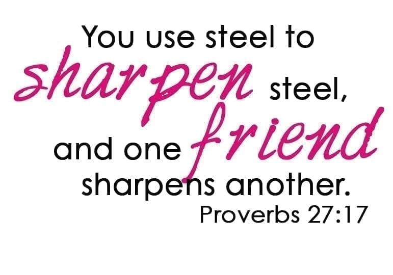 Bible Verses About Friendship -